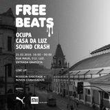 DJ Rafilskis @ Free Beats na Casa da Luz