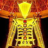 DJ Sax (Official) Podcast: Episode 022 - Live @ Burning Man 2017