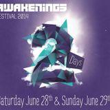 Speedy J  -  Live At Awakenings Festival 2014 (Amsterdam)  - 28-Jun-2014