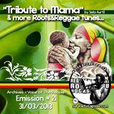 """Tribute to Mama"" by Sista Aur'El [31 mars 2013]-VOTP Archives-Emission#21/radiocapsule.com"