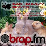 Bad Bunny Beats Guest Mix - Nov 2011 - Brap.fm