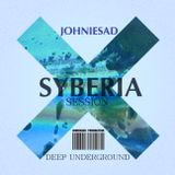 JOHNIESAD .. SYBERIA session .. deep underground