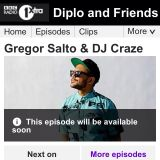 BBC NOV. DIPLO & FRIENDS MIX