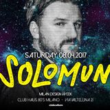 Solomun - Live @ Club Haus 80's, Milan Desing Week (Milano, IT) - 08.04.2017