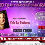 Programa Tudo Que Move é Sagrado 12.04.2017 - Ysis La Fortuna