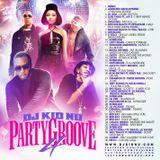 DJ KIDNU PARTY GROOVE VOL 4
