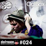 electrocaïne session #024 – OdjBox