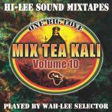 IMPERIAL CROWN RIDDIM mixé par Wah-lee Selector - Extrait de la mixtape MIX TEA KALI Volume 10