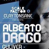 Graham @ SCALE FACTOR & Claytonsane presents. Alberto Drago