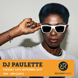 DJ Paulette 12th September 2017