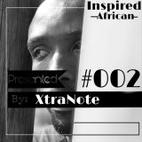 Inspired African's #002 Present XtraNote