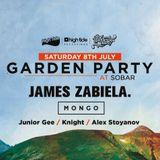 James Zabiela - Live at The High Tide Garden Party, Sobar (08-07-2017)