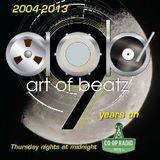 Jon O'Neil - ArtofBeatzRadio - 09.27.13