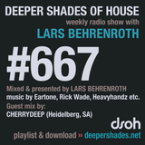 Deeper Shades Of House #667 w/ exclusive guest mix by CHERRYDEEP