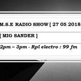 Mig Sander Live [ 27.05.2018] on RPL