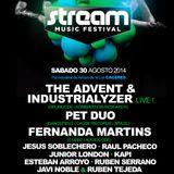 chorro live (set tech- house) Stream Music Festival