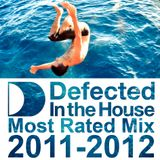 Defected Most Rated Mix 2011-2012
