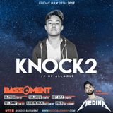The Bassment w/ Knock2 7.28.17