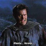 Klaatu Varada N..........