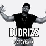 DJ Drizz On Legacy 90.1 FM Flash Back Funky House