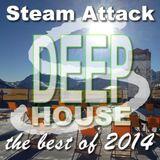 Steam Attack Deep House Best of 2014