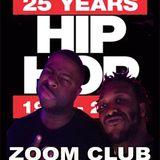 DJ Romie Rome & Angel the MC - Live at 25 Years of Hip Hop & R&B Live,  17 June 2016