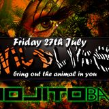 Wildlife @ Mojito Bar.Dj Carl Williams mix