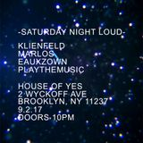 PLAYTHEMUSIC live at Saturday Night Loud 9.2.17