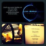 DJ J.T.M_UK RAW_LONDON _ LIVE_RADIO_SET_HOUSE_FLAVOURS_N_BASS MUSIC_PLUS A BIT OF GARAGE_24_05_15_