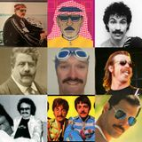 Music by Mustaches with Bernie Arthur on Howler Radio 021117
