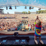 Alison Wonderland - Live @ Main Stage, Tomorrowland Weekend 1, Belgium