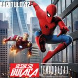 Capitulo 42: SPIDERMAN: HOMECOMING