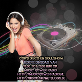 Cors Disco en Soulshow van 5 september 2017