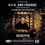 ACID2FIK - ACID AND TECHNO DJ SET FOR HARD FORCE UNITED