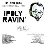 2014-02-01 Live at Ipoly Ravin' III / Sector Evolution, Dresden