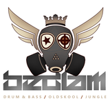 DJ Merlin dnb - Bedlam Radio (31-08-2016)