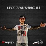 DJ IRON LIVE TRAINING MIX SESSION #2