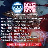 Fady & Mina Live @ Future Sound Of Egypt 500 New York City NYE 31-12-2017