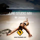 Fizzy Beats June Liquid Drum & Bass Studio Mix