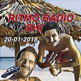 Ritmo Radio Show - 20.01.2018 - GUI-TIERREZ & DJ DRAGO in the mix
