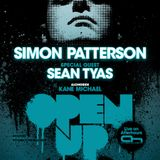 Simon Patterson - Live @ Open Up 100 Exchange LA (Los Angeles) - 12.12.2014