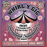 Liquid Lounge - Café Teez @ Whirl-y-Gig