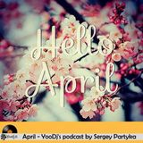 April - Yoodj's Podcast by Sergey Partyka