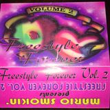 "Freestyle Mix - Cassette #005 DJ Johnny G Old School Archives [DJ Mario Smokin' Diaz - ""FF2""]"