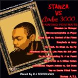 DJ Teknology Presents Stanza vs Andre 3000: Painting Portraits Series