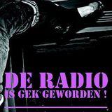 De Radio Is Gek Geworden 31 oktober 2016