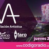 """Radio La Fábrica entrevisto a """"Magdala López de la UVA (Unidad de Vinculación Artística"""" el día 20 d"""