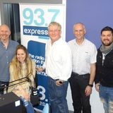 Russell Hill's Country Music Show on Express FM feat. The Explorers + Roy Peplow. 18/02/18