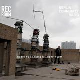 REC ROOM #2 w/ Sarah Farina, Kepler & Uta