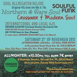 Soul'd Up Berlin [21.11.2015] Afternooner & Allnighter DJs